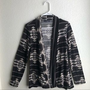 Southwest Sweater Charcoal size S